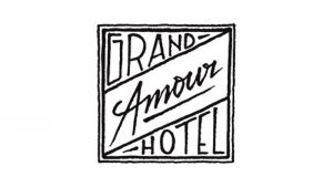Logo - Hôtel Grand Amour